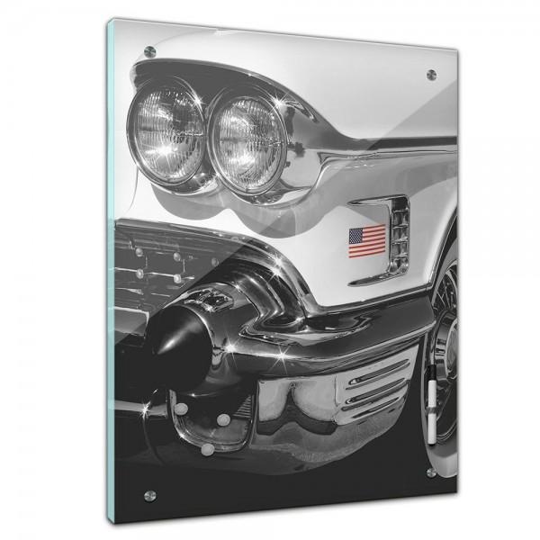Memoboard - Männermotive - Classic American Car