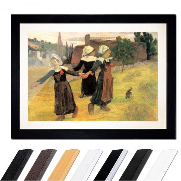 Paul Gauguin - Der Reigen der kleinen Bretonninen