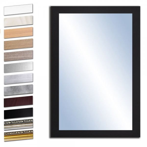 Wandspiegel Spiegel Badspiegel ca. 90x60 cm
