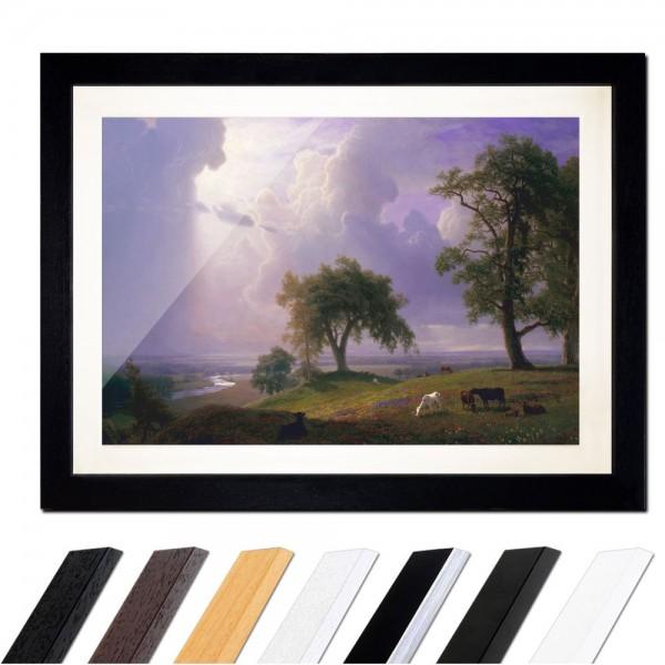 Albert Bierstadt - California Spring