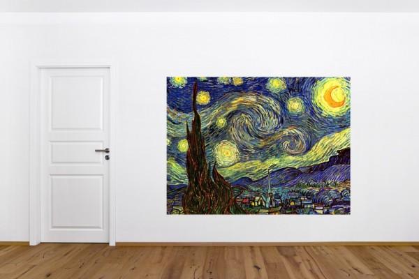 Fototapete Vincent van Gogh - Alte Meister - Sternennacht