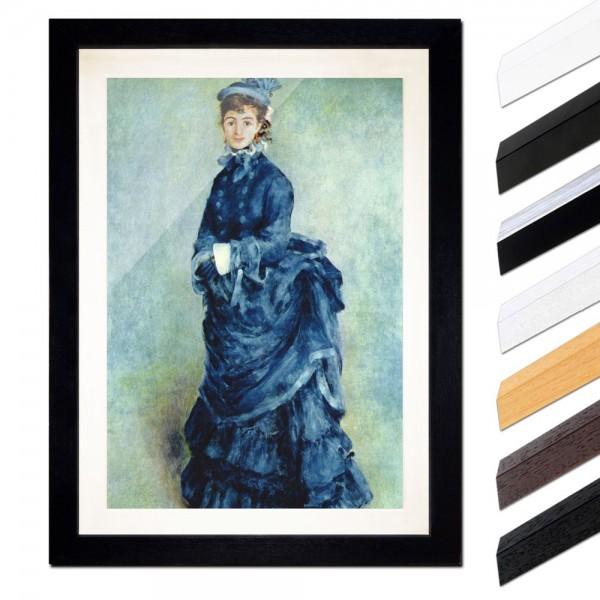 Pierre-Auguste Renoir - Die Pariserin
