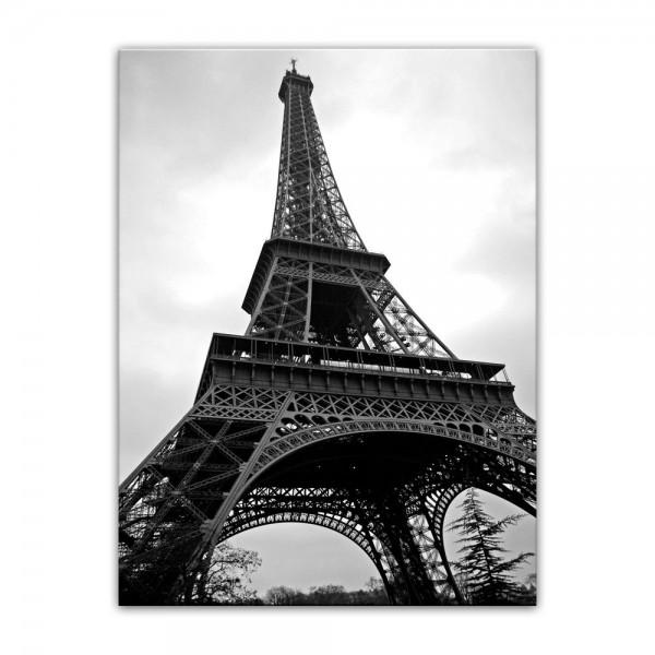 Leinwandbild - Pariser Eiffelturm III