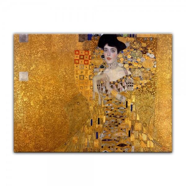 Leinwandbild - Gustav Klimt - Adele Bloch - Bauer I