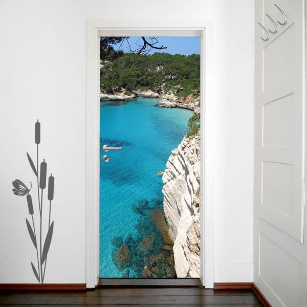 Türaufkleber - Menorca