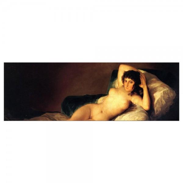 Leinwandbild - Francisco de Goya - Die nackte Maja