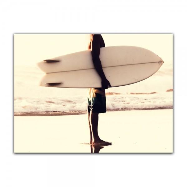 Leinwandbild - Surfing IV