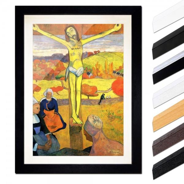 Paul Gauguin - Der gelbe Christus