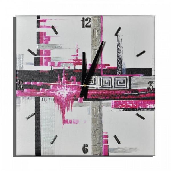Wanduhr Abstrakte Kunst D 09
