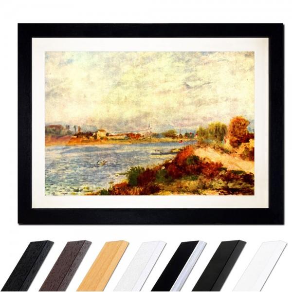 Pierre-Auguste Renoir - Seine bei Argenteuil