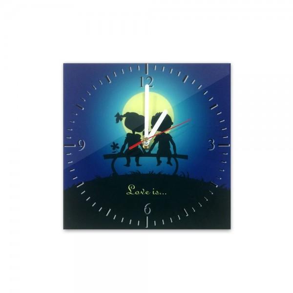 Glasuhr - Die erste Liebe - 164