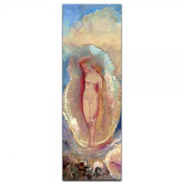 Leinwandbild - Odilon Redon - Geburt der Venus