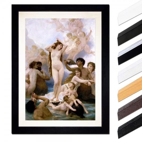 William-Adolphe Bouguereau - Geburt der Venus