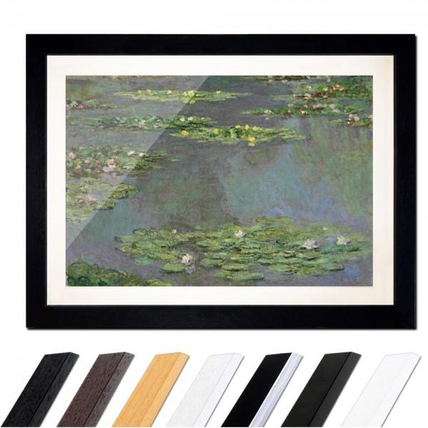 Claude Monet - Seerosenteich