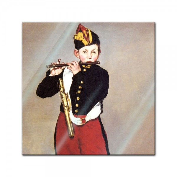 Glasbild Edouard Manet - Alte Meister - Pfeiffer