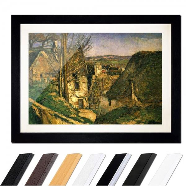 Paul Cézanne - Das Haus des Gehenkten bei Auvers