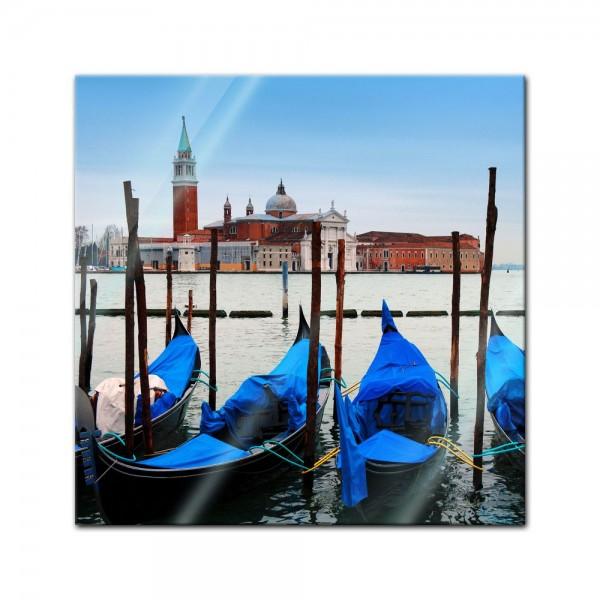 Glasbild - Venedig I