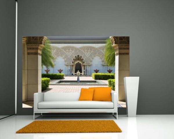 Fototapete marokkanische Architektur - Putrajaya Malaysia