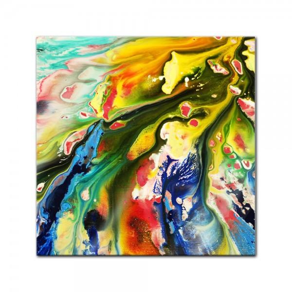Glasbild - Abstrakte Kunst XXVI