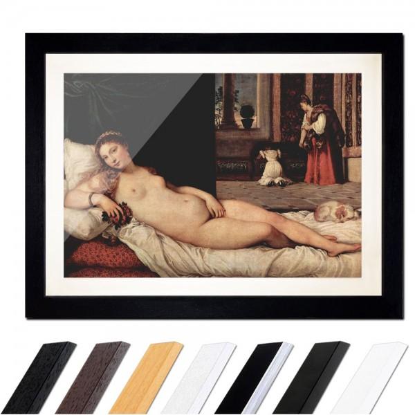 Tizian - Venus von Urbino