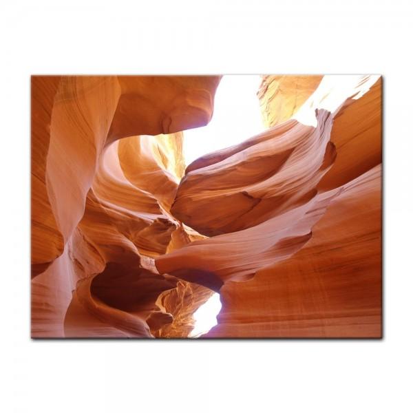 Leinwandbild - Antelope Canyon III - Arizona USA