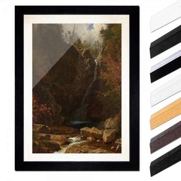 Albert Bierstadt - Glen Ellis Falls