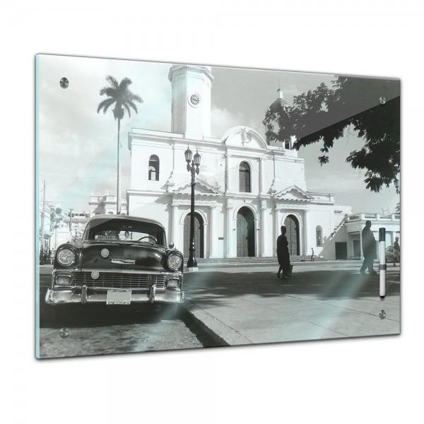 Memoboard - Männermotive - Chevrolet in Kuba