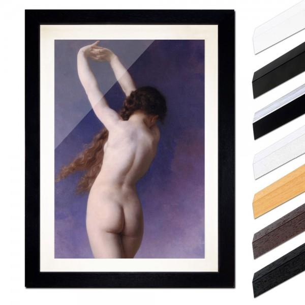 William-Adolphe Bouguereau - Die verlorene Plejade