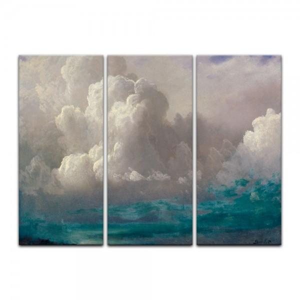 Leinwandbild - Albert Bierstadt - Storm Clouds