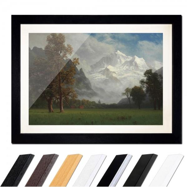 Albert Bierstadt - Jungfrau