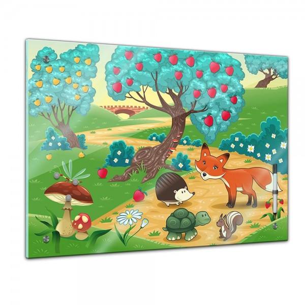 Memoboard - Kinder - Tiere im Wald