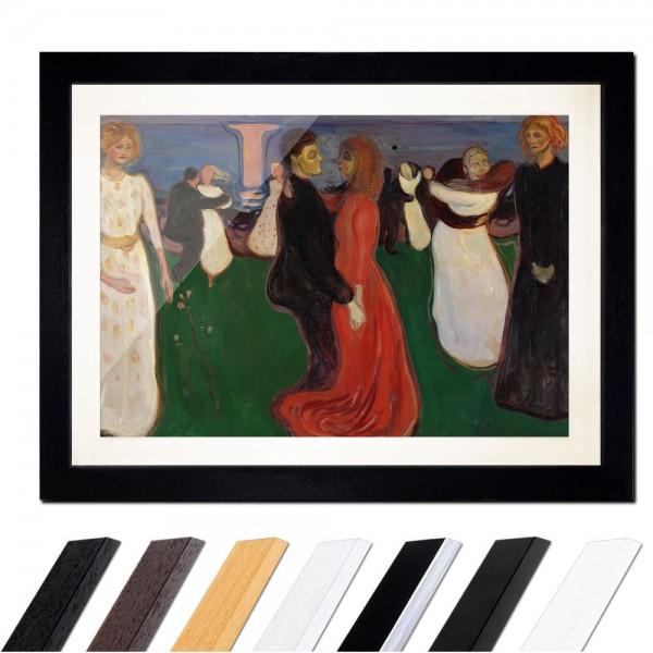Edvard Munch - The Dance of Life - Der Tanz des Lebens