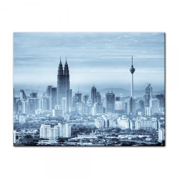 Leinwandbild - Kuala Lumpur - Malaysia