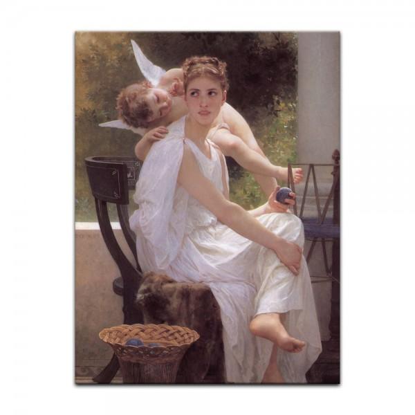 Leinwandbild - William-Adolphe Bouguereau - Arbeitspause