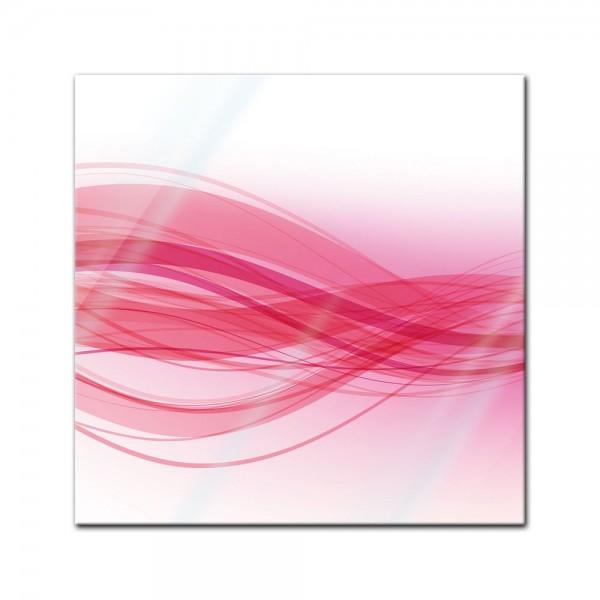 Glasbild - Abstrakte Kunst XXXIII