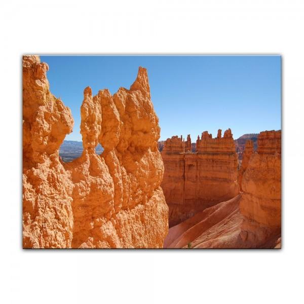 Leinwandbild - Bryce Canyon