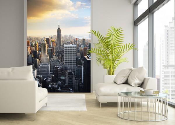 SALE Fototapete New York City II - 130 cm x 100 cm - farbig