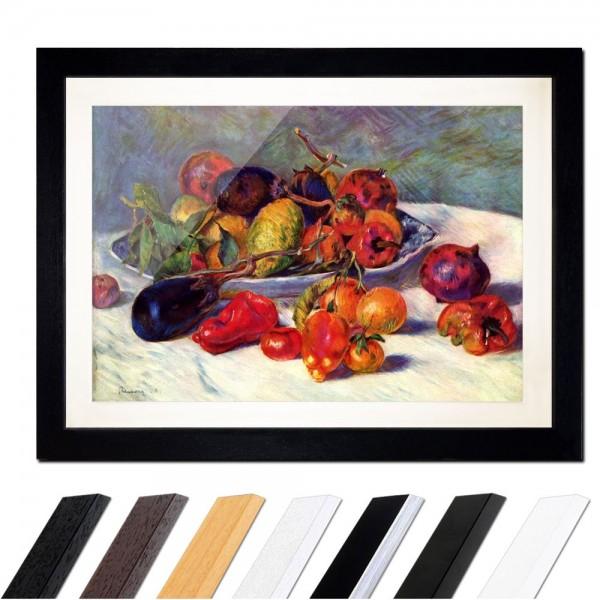 Pierre-Auguste Renoir - Stillleben mit Südfrüchten
