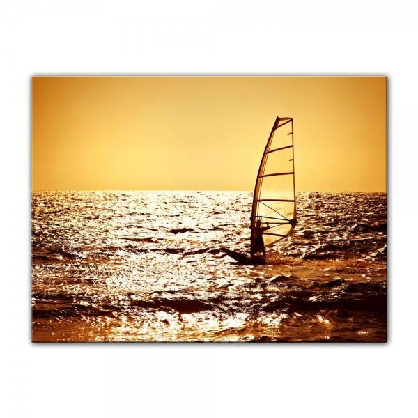 Leinwandbild - Surfing III