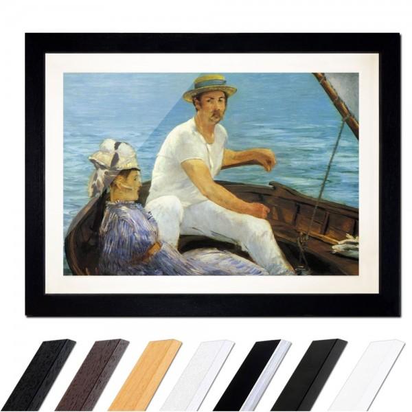 Édouard Manet - Im Boot