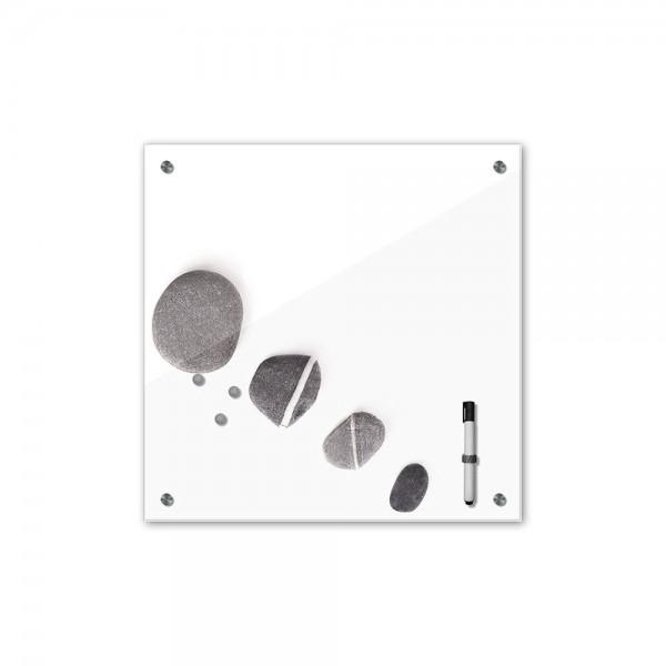 Memoboard - Geist & Seele - Relaxing II - 40x40 cm