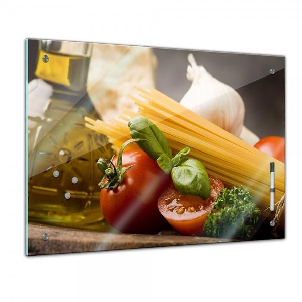 Memoboard - Essen & Trinken - Italienische Pasta