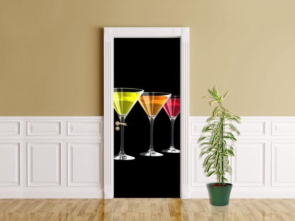 Türaufkleber - Cocktails II