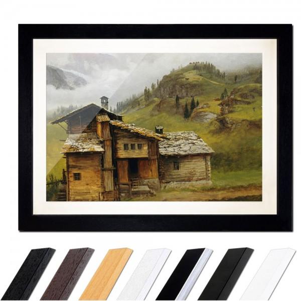 Albert Bierstadt - Mountain House