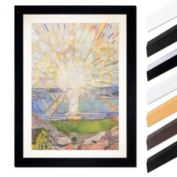 Edvard Munch - Die Sonne
