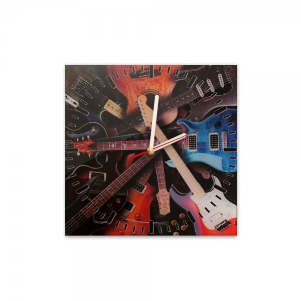 Glasuhr - Gitarren - 226