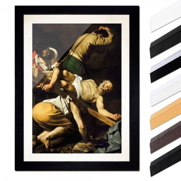 Caravaggio - Die Kreuzigung des Apostels Petrus