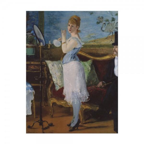 Leinwandbild - Édouard Manet - Nana