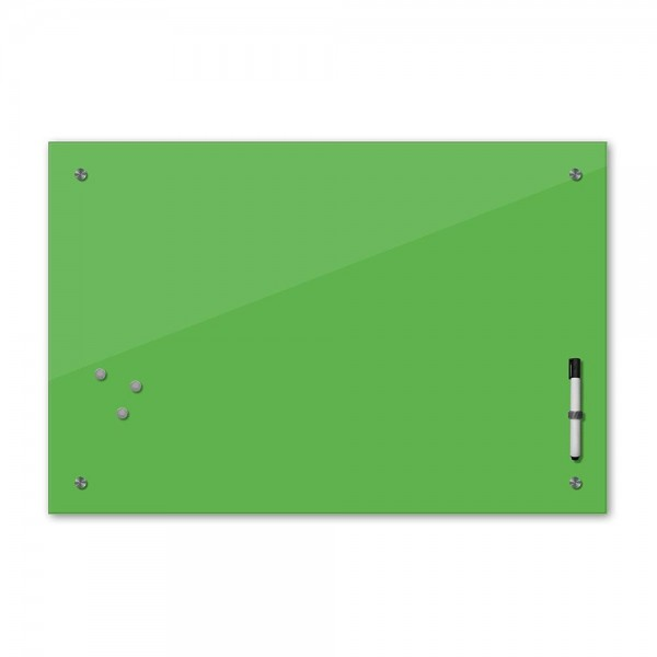 Memoboard - lindgrün - grün - 24 Farben