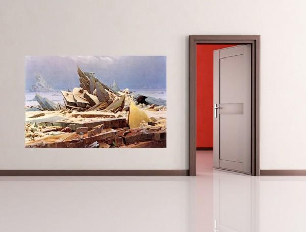 Fototapete Caspar David Friedrich - Alte Meister - Das Eismeer
